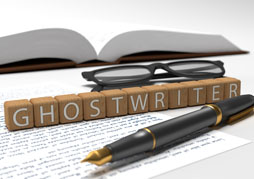 ghostwriter for your book